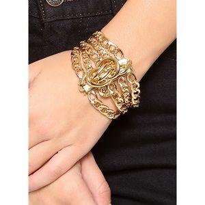 Rachel Zoe Love Knot Bracelet brand New gorgeous!